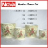 Pottery Handicraft Decorative Flower Pots