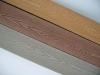 WPC wood grain deck board floor