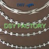 Factory of razor barbed wire BTO-10