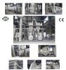 CE/GOST/SGS biomass straw/bran pellet plant