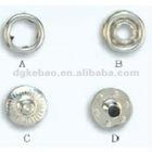 25mm metal proog snap button,jean button
