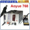 Aoyue 768 Hot Air Gun for Surface Mount Soldering and Circuit Board Repair