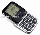 Multifunctional calculator with calendar