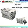 stainless steel ultrasonic cleaner BK-3050