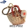 2012 Newly Arrived Cute Basket Charm Shape Fashion Design Pendant