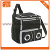 bottle holder men's sound lunch bag with speaker