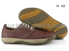 2012 genuine leather trendy casual shoes for men