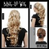 Synthetic Clip On Ponytail Hair Extension Sathura #CP060