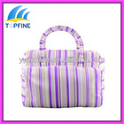 2013 new clear tote & travel bag organizer designs for women