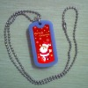 Light Up Dog Tag