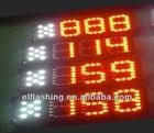 LED Scrolling MessageBelt Buckle