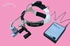 surgical led headlamp loupe / LED head magnifying light