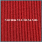 Plain dyed 1x1rib cotton knit fabric