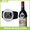 Red wine accessories thermometer