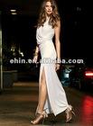 dress,dress women,designer dress,drape-front maxi dress