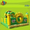 GMIF-30 inflatable bounce house,inflatable indoor/outdoor bounce house,inflatable banner bounce house