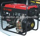 open-frame diesel generator set