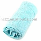 cotton dyed face towel,terry face towel