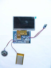 "4.3"" LCD module with memory play/videopak"