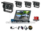 4CH H.264 Network All-in-one DVR System with 500GB Disk in Clear Night Vision