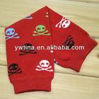 Yiwu Fashion Skeleton rock leg warmmers for kids