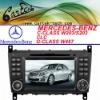 Mercedes-Benz C-Class W203/CLC (2008-2010)/ G-Class W467 Car DVD