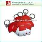 PVC soft rubber Keychain Promotion