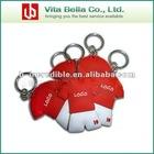 PVC soft rubber Keychain Promotion