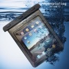 100% pvc waterproof bag for ipad2 and ipad3
