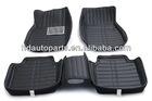 2013 Carpet Car Mats with Anti-slip Heel Plate