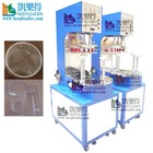 Clear Cylinder Making machine Bottom Sealing,Clear Cylinder bottom sealing machine