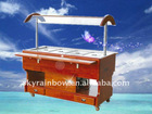Buffet series of refrigerated salad bar GN4