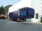 Dongfeng stake truck semi-trailer 9350CCQT