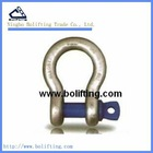 G209 Bow Screw Pin Shackle