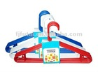 Plastic Clothes Hangers For Cheap Price ( 9124)