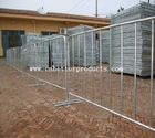 Steel Pedestrian Barriers