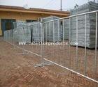 Steel Pedestrian Barriers
