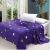 Thermal Coral Fleece Printed Blankets