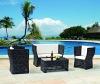 2012 popular outdoor chair in rattan outdoor furniture
