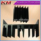 Aluminum extrusion radiator