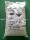 Potassium hydroxide, 90, perfect packing