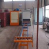 wood grain effect machine
