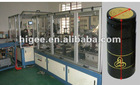 High speed Automatic wine bottle PVC cap seal making machine