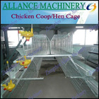 32 Broiler/Layer Chicken Cage For Poultry Farm