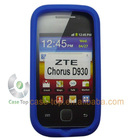 silicone gel case for ZTE Chorus D930