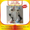 Cute Rabbit Shape USB2.0 pc webcam for computer with Night vision lamp,Microphone