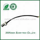 XI'AN XAHonor's Antenna Coaxial Cable Assembly with MMCX Right Angle Male, BNC Female and RG174