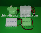 NiMh Nicd high temperature rechargeable battery pack