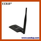 300Mbps Wireless LAN Adapter 6dbi Antenna Card -King WiFi 802.11g/b/n adapter high power lan card