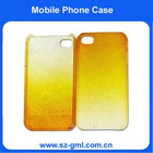 PC/TPU Cases for Apple's iPhone, with Gradual Change Color Feature and Water Droplets Effect